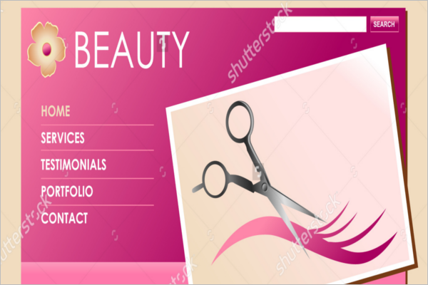 Beauty Barber Shop Design