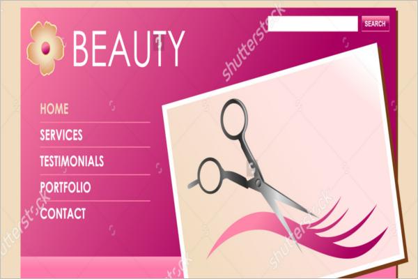 Beauty Barber Shop Design