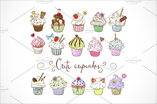 Best Cup Cakes Template