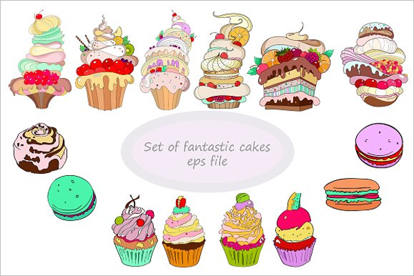 Best Fantastic Sketch Cake Template
