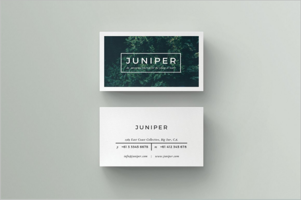 Best Fashion Business Card