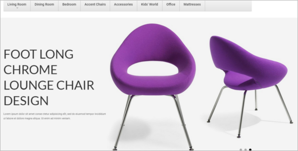 Best Furniture PrestaShop Theme