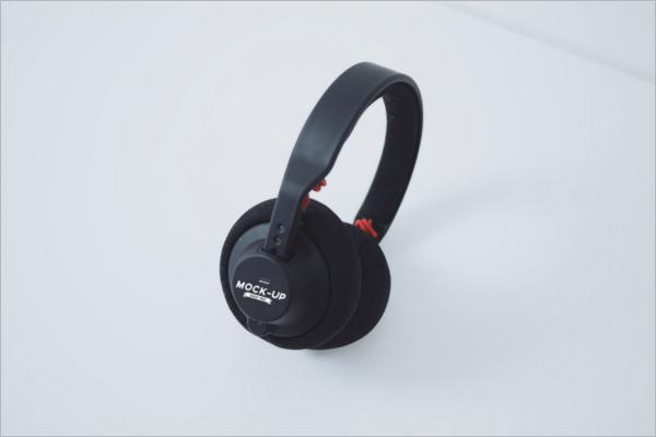 Best Headphones Mockup Design