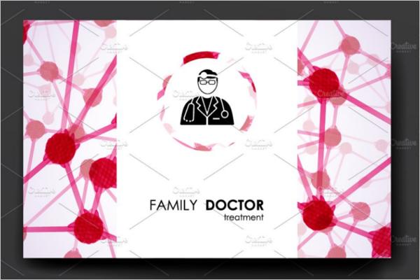 Best Hospital Business Card