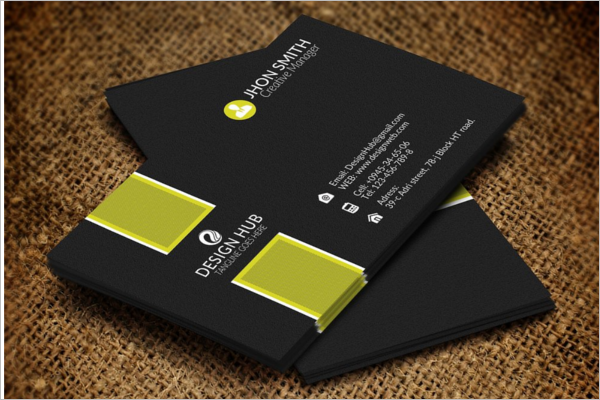 Best Interior Business Card