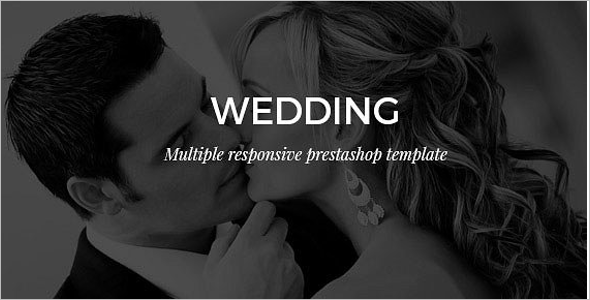 Best Wedding PrestaShop Theme