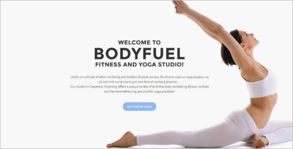 Best Yoga WordPress Theme 2017