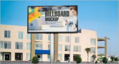 63+ Billboard Mockup PSD Templates