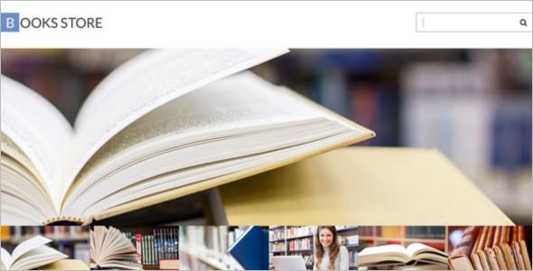 Book Shop Responsive WordPress Theme