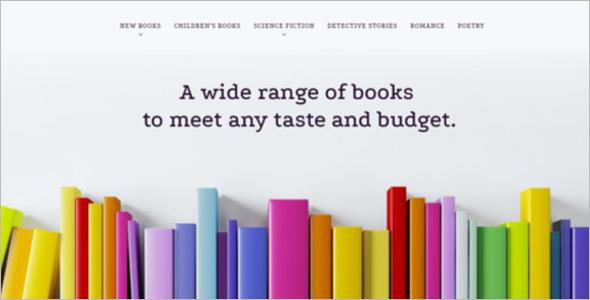 BooksStationery PrestaShop Theme