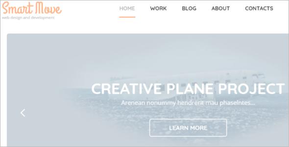 BootstrapWeb Design WordPress Theme
