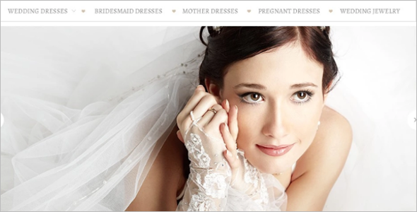 Bridal PrestaShop Theme