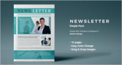30+ Best Business Newsletter Templates