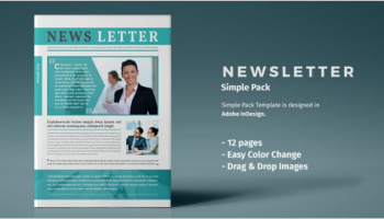 Business Newsletter Templates