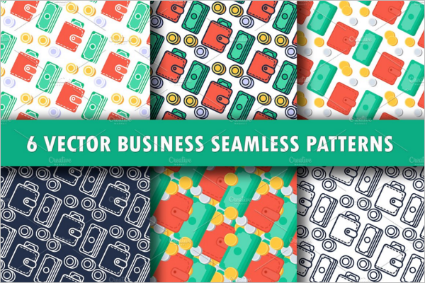 Business Seamless Patterns