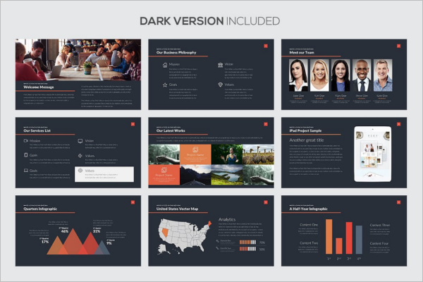 Business Strategy PowerPoint Presentation Template