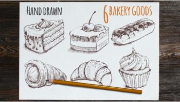 Cake Sketch Templates