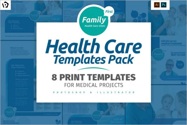 Healthcare Business Card Templates | Free & Premium Designs