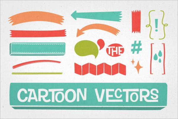 Cartoon Youtube Banner Template