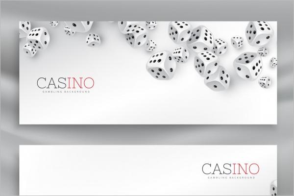 Casino Banner Design Model
