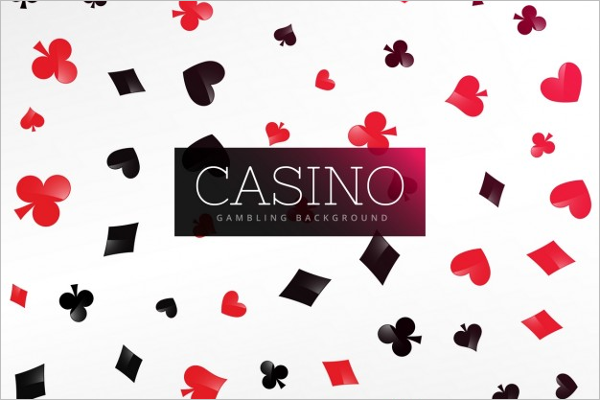 Casino Poker Playing Card