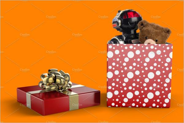 Children's Gift Box Design