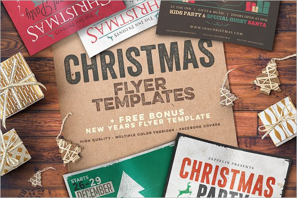 Christmas Facebook Cover Bundle