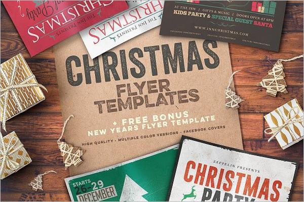 Christmas Facebook Cover Bundle
