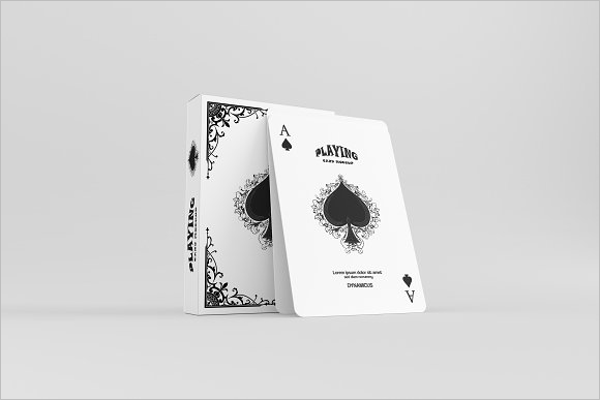 Clean Playing Cards
