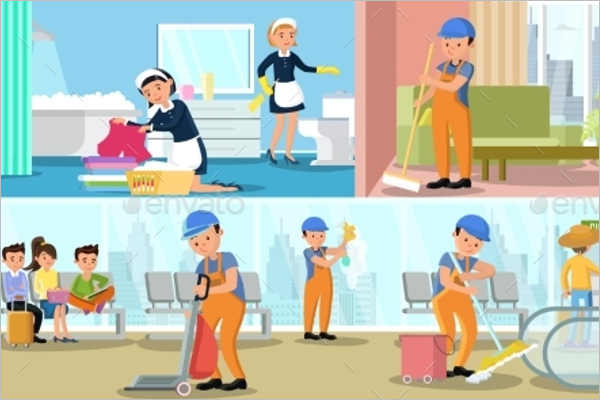 Cleaning Company Services