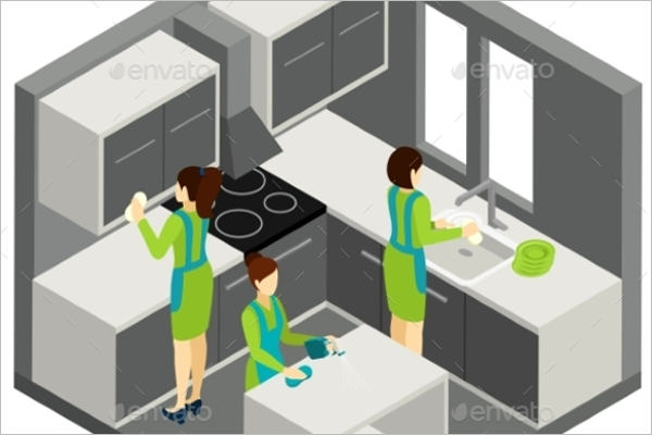 Cleaning Household Services