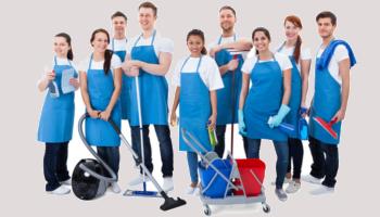 Cleaning Uniforms Idea