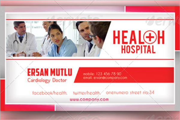 Clinical Hospital Business Template