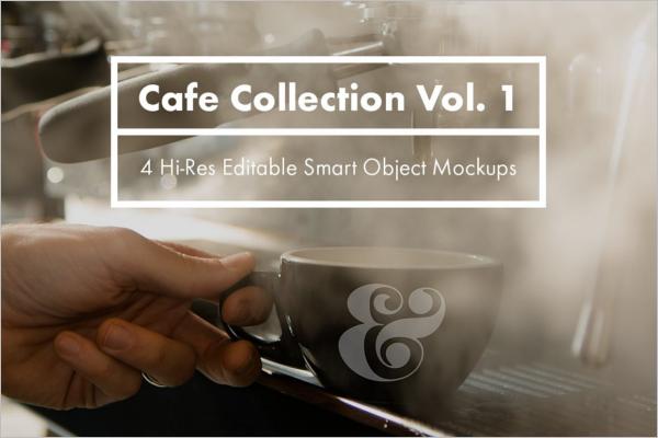 Collection Photo Display Mockup