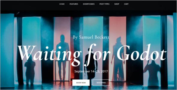 Concert WordPress Theme