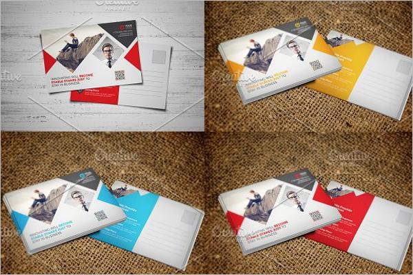 Construction Business Postcard Bundle