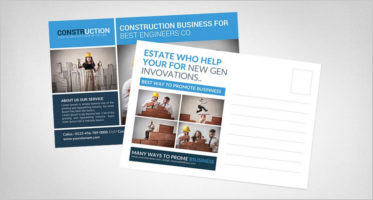 30 construction business postcard templates free premium cheaphphosting Image collections