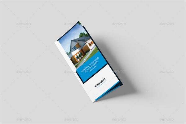 Construction Real Estate Brochure