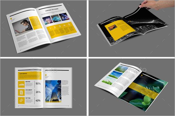 Corporate Brochure Templates Free Premium Templates