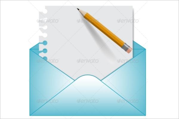 CorrespondenceEnvelope Template