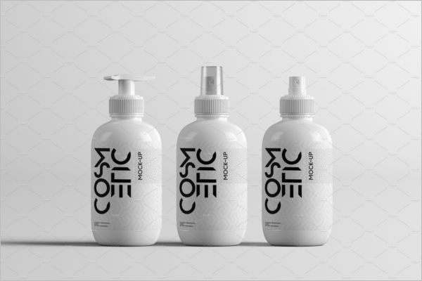 Cosmetic MockUp Design