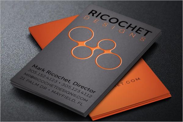 50 fashion business card templates creative template