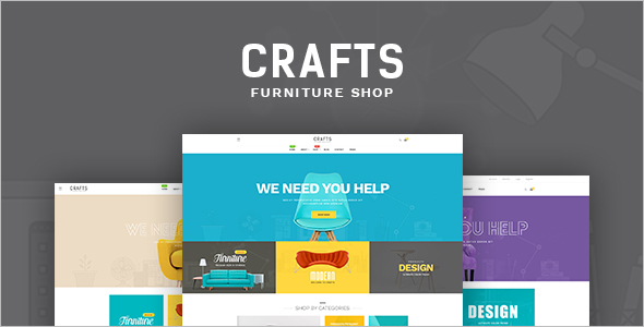 Creative Crafts Prestashop Theme