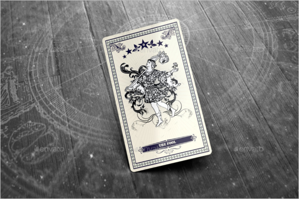 Creative Playing Card Design