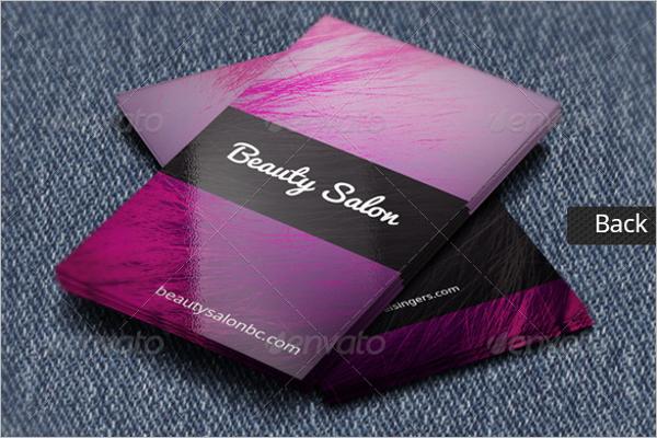 32 Salon Business Cards Templates Free Psd Design Ideas