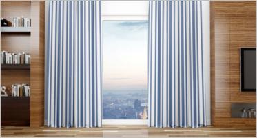 Curtain Mockup Templates