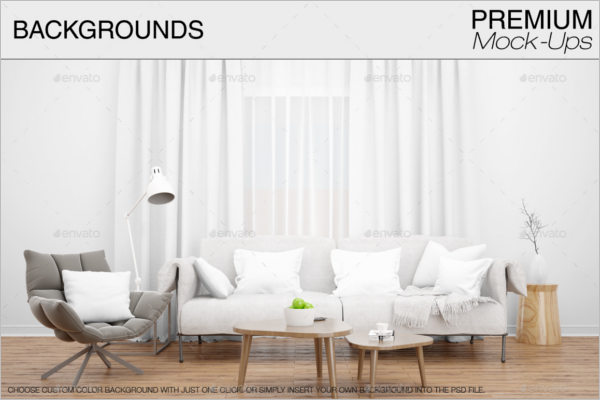 44 Curtain Mockup Templates Free Psd Download