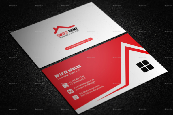 30 real estate business card templates free design ideas customizable real estate business card psd reheart Choice Image