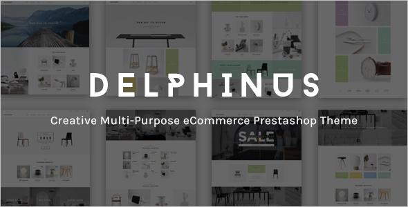Decor Multipurpose Prestashop theme