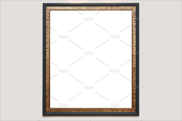 DecorativeAntique Frame Template